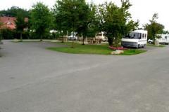Aire camping-cars de Chavannes-sur-l'Étang