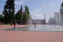 La Marktplatz de Freudenstadt
