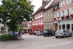 La ville de Triberg