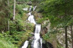 Les chutes d'eau
