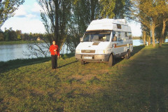 Camping de Châteauneuf-sur-Loire
