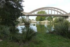 Marsillargues, le pont Boulet