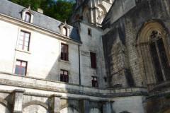 L'église abbatiale Saint-Pierre