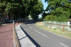 La voie verte dans Calvisson
