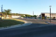 Rond-point de Caveirac