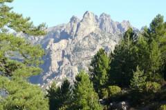 Le col de Bavella, paysage unique est d'une beauté incomparable