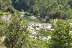 La rivière Solenzara