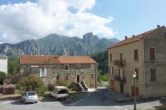 Village de Ghisoni