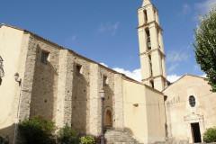 Ghisoni, l'église Santa-Maria
