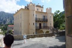 """Ghisoni, belle maison situé au centre du village dite le """"Le Chateau"""""""