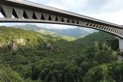 Le nouveau pont routier sur le Vecchio
