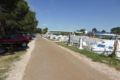 Le port fluvial de Gallician