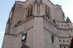 Villefranche-de-Rouergue, collégiale  Notre-Dame