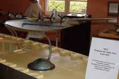 Musée de l'hydraviation à Biscarrosse.