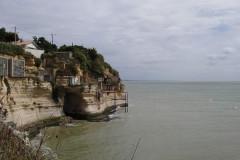 Les grottes de Régulus.