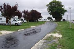 Point d'accueil des camping-cars à Mortagne-sur Gironde
