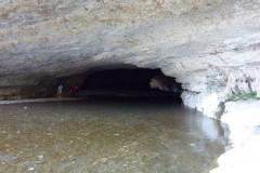 La rivière souterraine