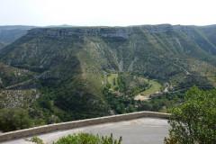 Route vers Blandas D173