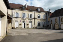La mairie de Nozeroy