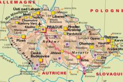 La République tchèque, ou Tchéquie