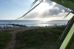 La plage de Grande Anse sur la commune de Petite-Ile