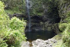 Takamaka, cascade