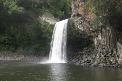 La cascade et le bassin
