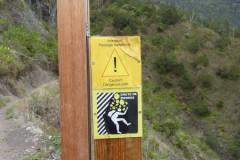Des passages parfois dangereux