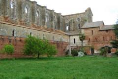 Abbaye San Galgano