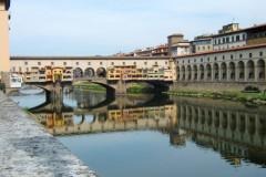 Ponte Veccho vu du quai
