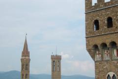 Palazzo Vecchio et clochers