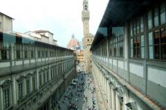 Galerie des Offices, palazzo Vecchio, Duomo