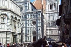 Baptistère et Duomo