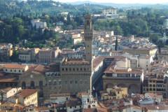 Palazzo Vecchio et galerie des Offices