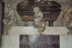 Santa Croce, tombeau de Michel-Ange