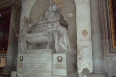 Santa Croce, tombeau de Dante