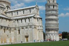 Pise, la tour droite