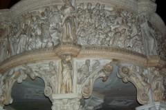 Pise, la chaire du Duomo