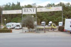 San  Gimignano, aire santa chiara