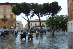 Sienne, Piazza Matteotti