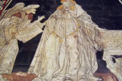 Sienne, pavement du Duomo