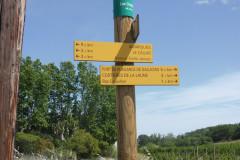 Panneaux directionnel