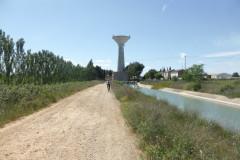 La station de pompage